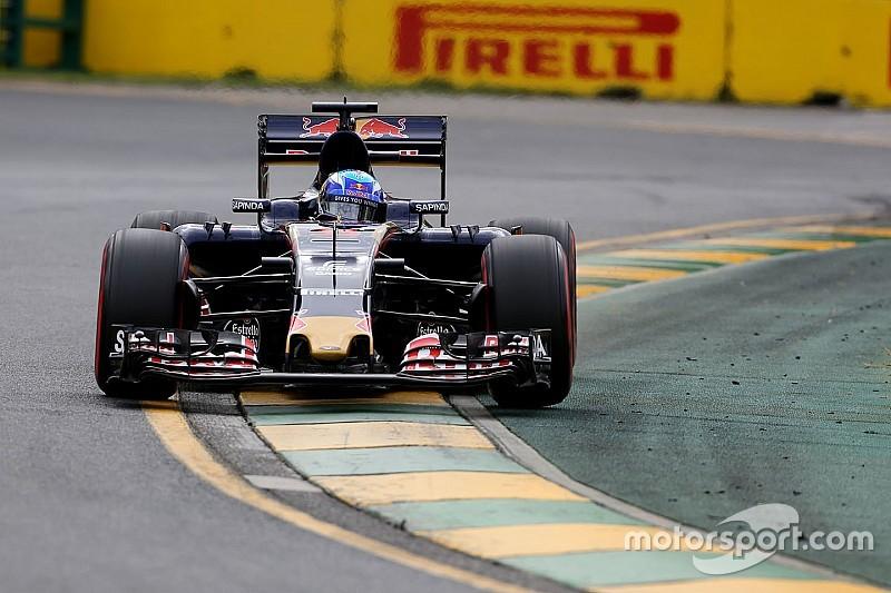 Verstappen denkt vijfde plaats vast te kunnen houden in race