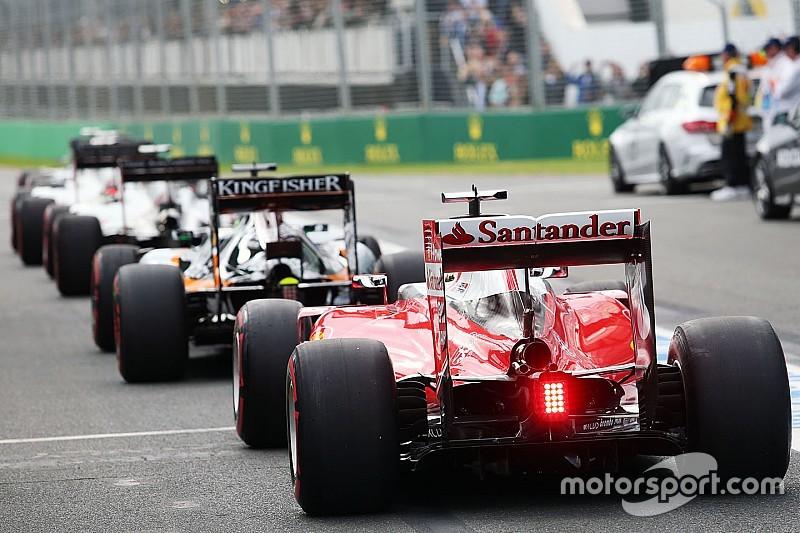 沃尔夫承认排位赛改革失败让F1很尴尬 周日商讨二次修改