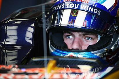 Verstappen dice que puede ser 5º en la carrera