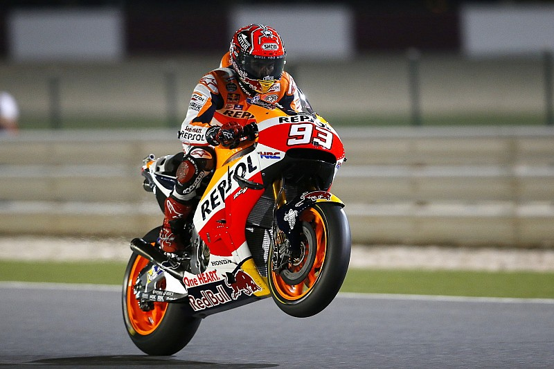 """Marquez: """"Honda werkt hard om ons de gewenste motor te geven"""""""