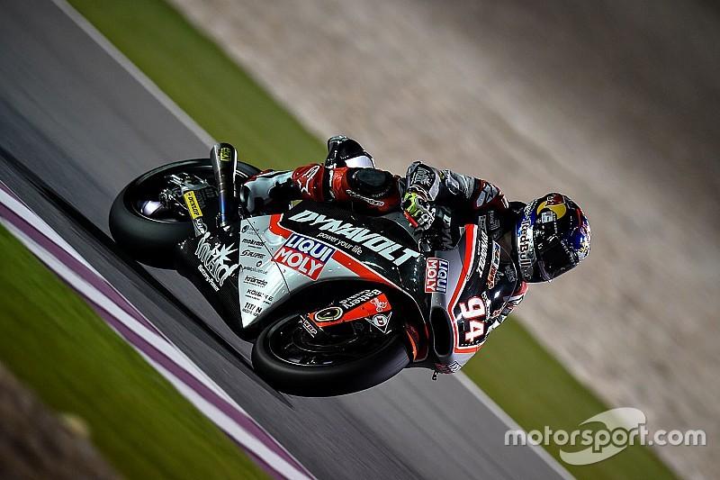 Dominante, Folger sai na frente no Catar pela Moto2