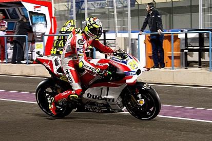 Iannone perd la pole, mais veut rester concentré sur la course