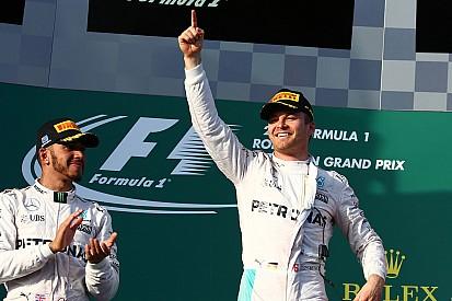 Course - Rosberg récolte les lauriers perdus par la stratégie Ferrari