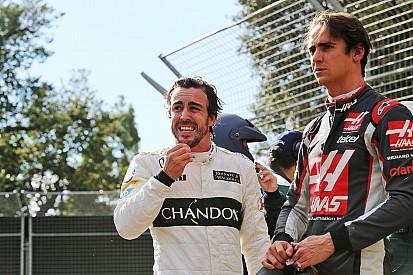 """Alonso: """"Es una pena, pero soy afortunado"""""""