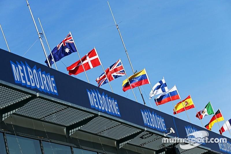 Положение в общем зачете и Кубке конструкторов после ГП Австралии