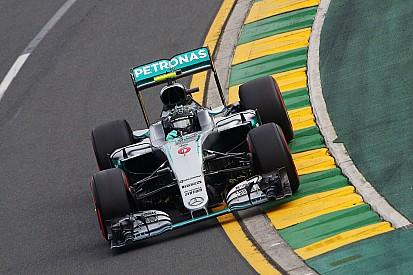 "Rosberg - ""Battre les Ferrari était génial"""