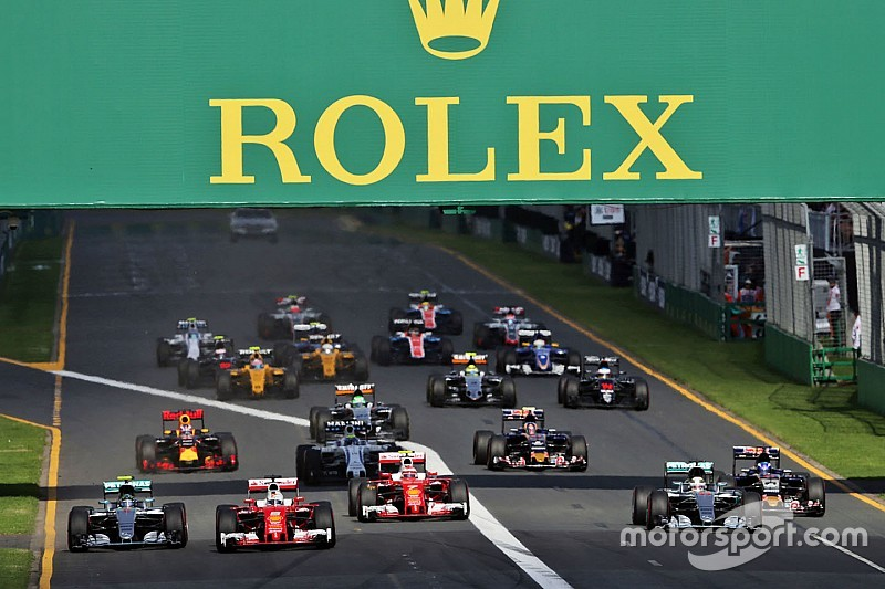 WM-Stand nach 1 von 21 Formel-1-Rennen 2016