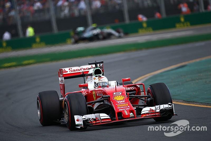 """Vettel: """"Agressieve strategie achteraf gezien fout"""""""