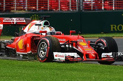 """Vettel: """"Che peccato non aver vinto, ma andiamo molto forte"""""""