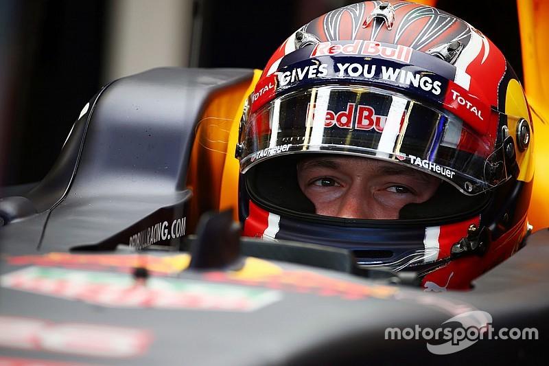 Kvyat - Trois GP en Australie, un seul départ