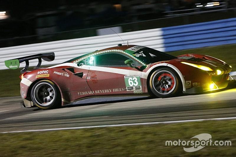 Debutto vincente per la Ferrari 488 GT3 alla 12 Ore di Sebring