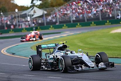 Росберг рассказал, как Mercedes тактически переиграла Ferrari