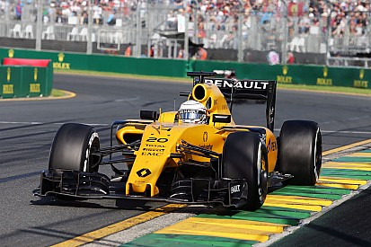 Renault - La satisfaction prime à l'issue de la première course