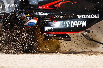 Galería: Así fue el accidente de Fernando Alonso