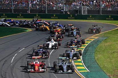 Velocidades máximas en carrera: Raikkonen fue el menos rápido