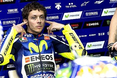 Rossi au pied du podium mais proche du vainqueur