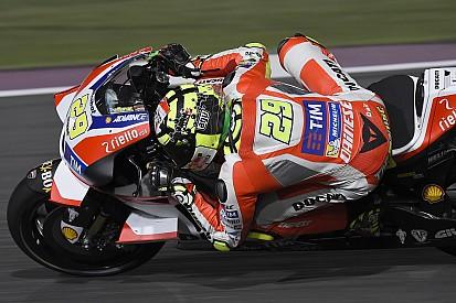 """Iannone: """"Tenía la velocidad para luchar con Lorenzo"""""""