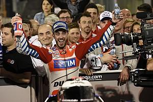 MotoGP Résumé de course Dovizioso -