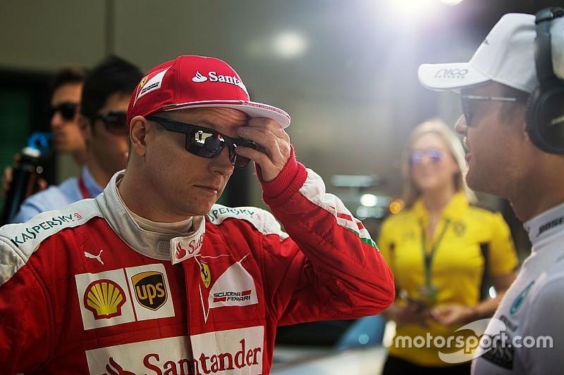 La tattica di Raikkonen sacrificata a favore di quella di Vettel