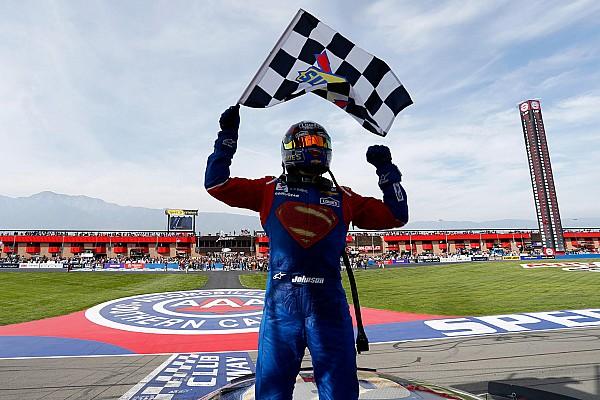 NASCAR Cup Johnson centra la vittoria numero 77 e scavalca Dale Earnhardt!