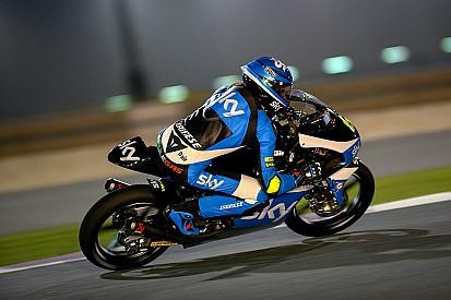 Fenati-Bulega: subito tensione nello Sky Racing Team VR46