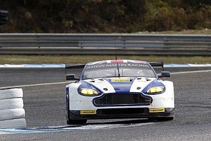 Beechdean to run factory Aston Martin entry in ELMS
