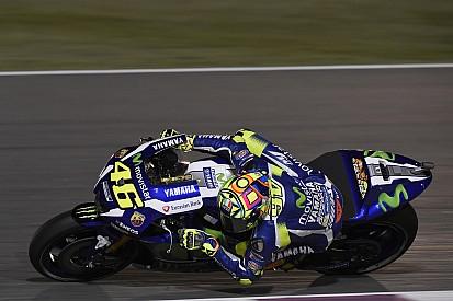 MotoGP in Katar: Rossi fehlte die Geschwindigkeit für einen Podiumsplatz