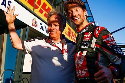 """Gene Haas: """"Grosjean ci ha fatto sentire una squadra"""""""