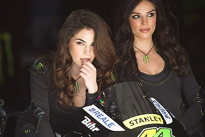 Preferite le grid girl della F.1, della MotoGP o dell'IMSA?