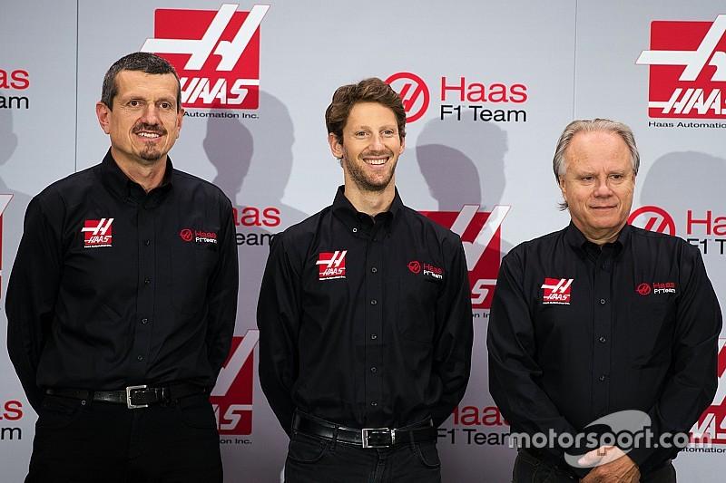 """""""Grosjean ha hecho que nos sintamos como un equipo"""", Gene Haas"""