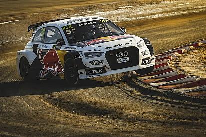 Heikkinen to partner Ekstrom in World Rallycross in 2016