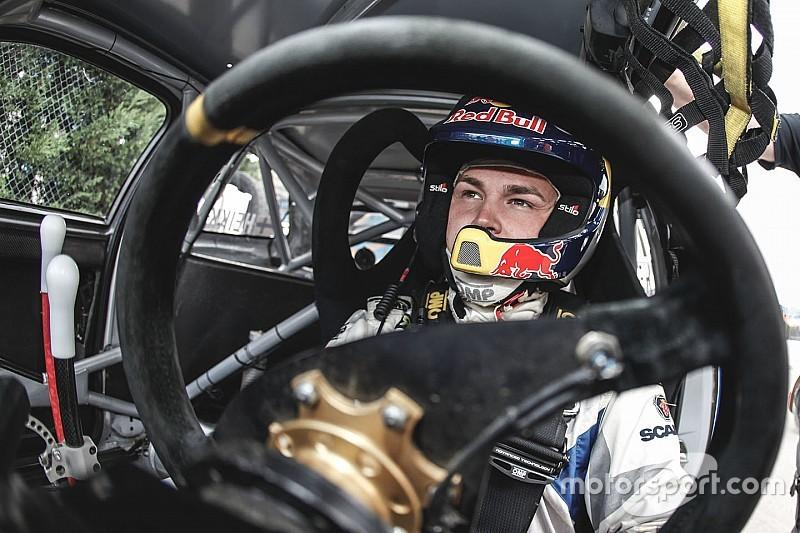 Heikkinen joins Ekstrom at team EKS for 2016 World RX season