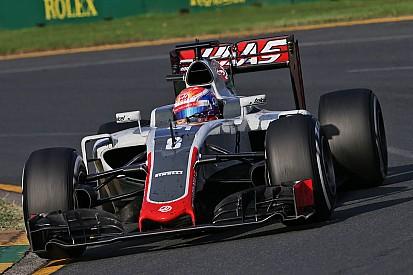 """Romain Grosjean votato """"Driver of the Day"""" a Melbourne"""