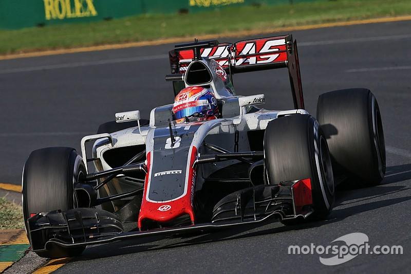 Grosjean wint poll Driver of the Day voor de Australische GP