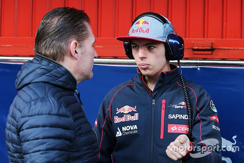 """Jos Verstappen dice que la agresividad de Max """"es positiva"""""""