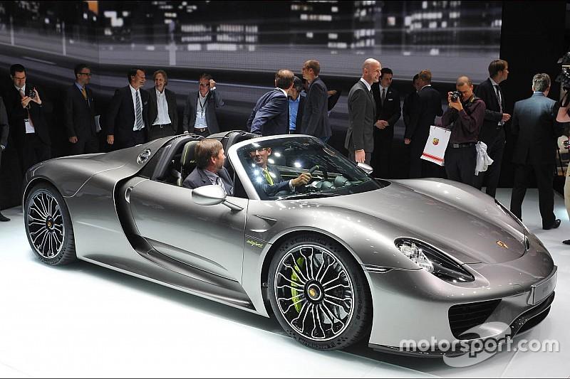 Koopje van €90.000: Porsche 918 Spyder met 148 kilometer op de teller