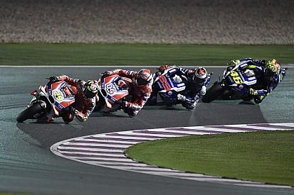 Fotostrecke: Stimmen zu den Motorrad-Rennen in Katar