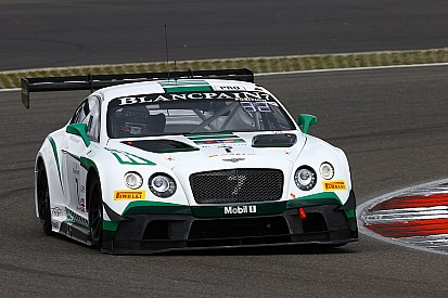 Bentley svela le line up piloti 2016 per le Blancpain GT Series