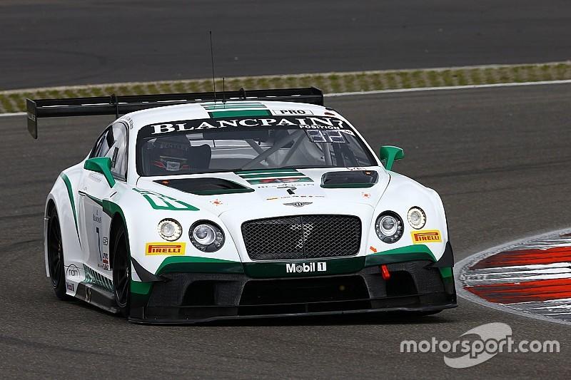 Bentley svela le line up piloti 2016 per le Blancpain GT Series