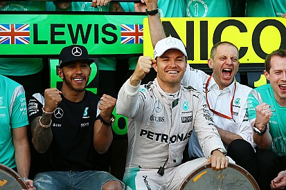 Lauda - Si Hamilton avait gagné, Rosberg aurait souffert
