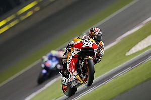 MotoGP Résumé de course Pedrosa - Besoin de changer de réglages pour être rapide