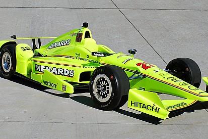 Menards patrocina Penske de Simon Pagenaud na Indy 500