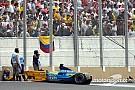 Galería: Accidentes de Fernando Alonso en la F1