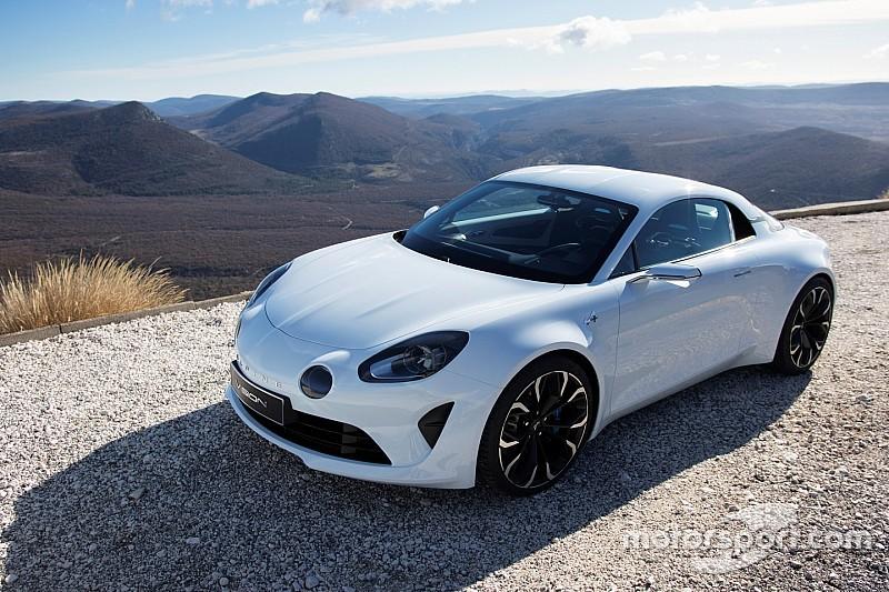 Koopt Renault-dochter Alpine motoren in bij Mercedes?