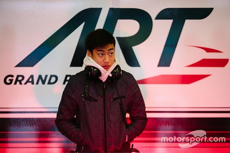 Fukuzumi lidera el primer día de pruebas en Estoril de la GP3