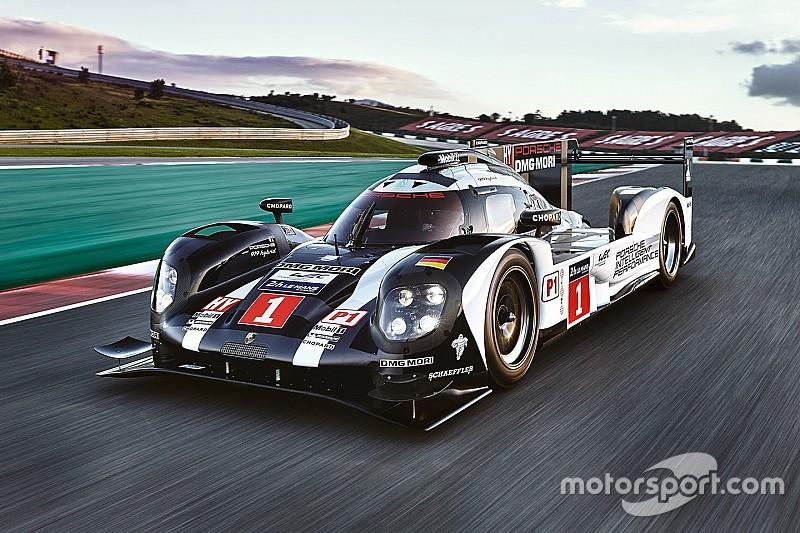 Porsche onthult nieuwe LMP1-bolide