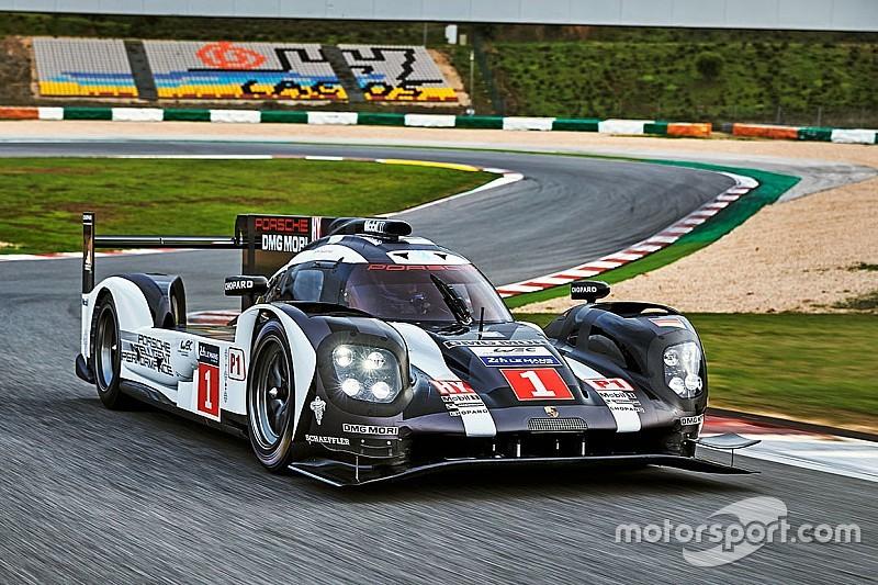 """""""Bereit für die Titelverteidigung"""": Porsche präsentiert neues LMP1-Auto"""