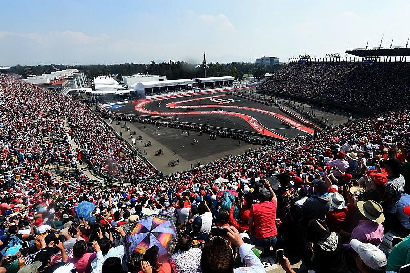 Größere Tribünen: Noch mehr Zuschauer beim Formel-1-Rennen in Mexiko?