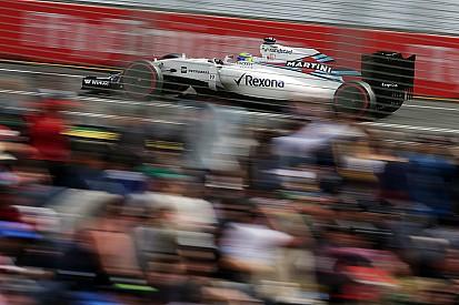 Williams: c'è delusione per il sorpasso della Red Bull