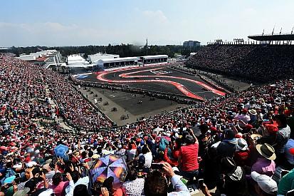 Le GP du Mexique envisage d'augmenter la capacité de ses tribunes